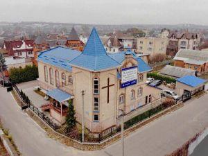 Церковь Пробуждение ЕХБ, г.Киев, Украина