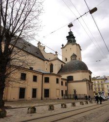 Парафія Успіння Пресвятої Діви Марії у Львові